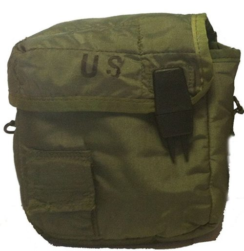 GI Issue Canteen Cover 2 QT. Green