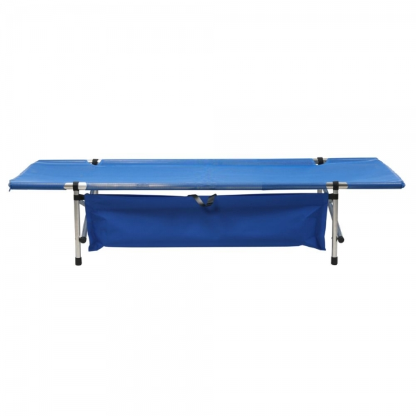 Camp Time Roll A Cot Wide Camping Cot