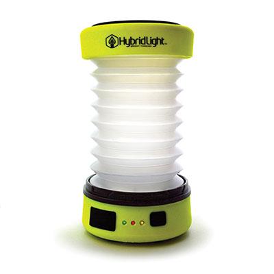 Hybrid Puc 150 Solar Expandable LED Lantern and Flashlight
