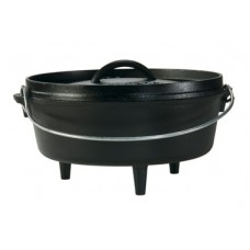 Lodge 10 Inch Camp Dutch Oven 4 qt.