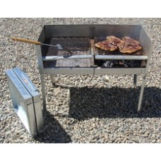 Riley Stove Dutch Oven Cooker Double