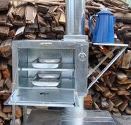 Riley Stove Warming Shelf Oven Side Shelf