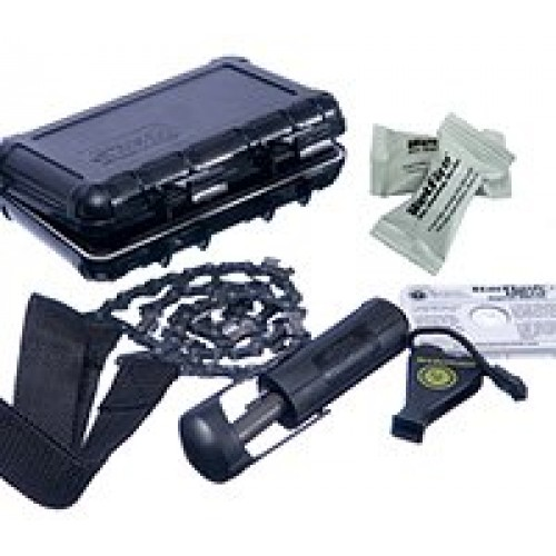 Ultimate Survival Deluxe Tool Kit Black