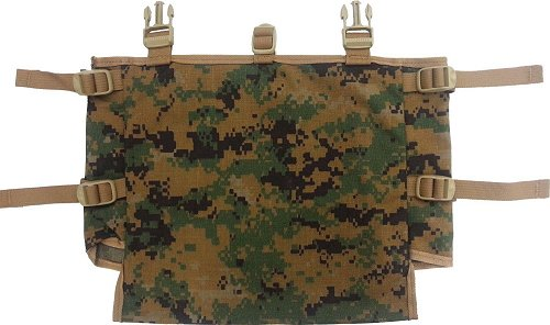 GI Issue USMC Marpat ILBE Gen 2 Radio or Utility Pouch