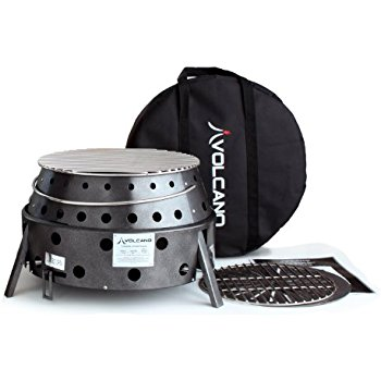 Volcano II Collapsible All Purpose Stove