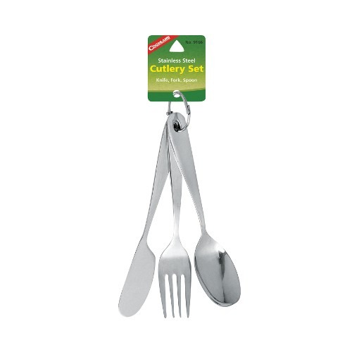 Coghlan's Stainless Steel Cutlery Set