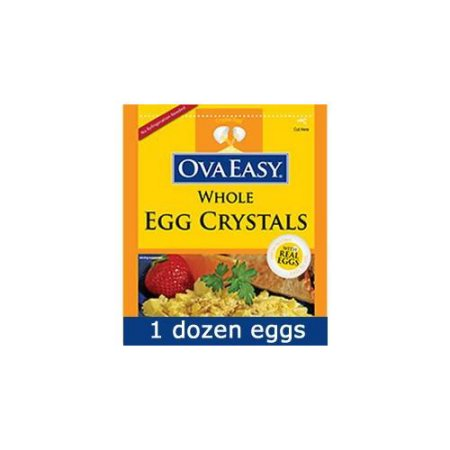 OvaEasy Whole Egg Crystals-12 eggs