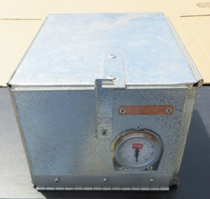 Riley Stove Slim Warming or Side Oven